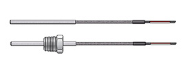 Compression Type Thermocouples