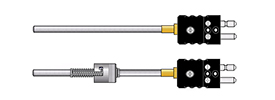 Rigid Tube & Wire Thermocouples