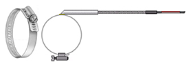 Hose Clamp Thermocouples