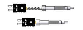 Melt Bolt Thermocouples (Mineral Insulated Probe)