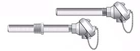 Base Metal Tthermocouples with Protection Tube